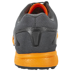 Haglöfs Gram Comp II Shoes Men Magnetite/Tangerine